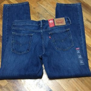 Levi Strauss 514 men's Straight leg jeans 34 x 32